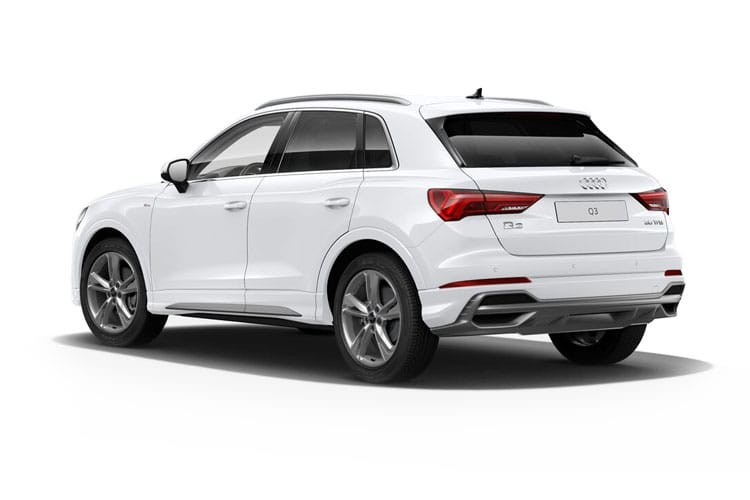Audi Q3 SUV 35 TFSI Cod 150ps S Line Comfort+Sound Pack