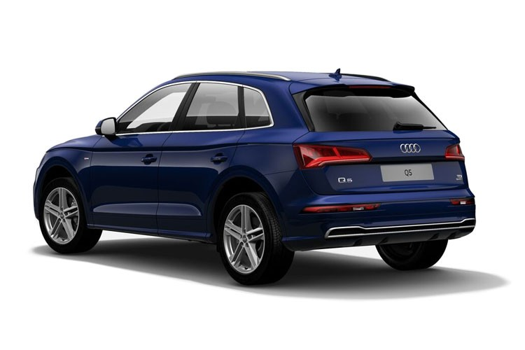 Audi Q5 SUV 45 TFSI Quattro Black Edition Tech Pack S tronic