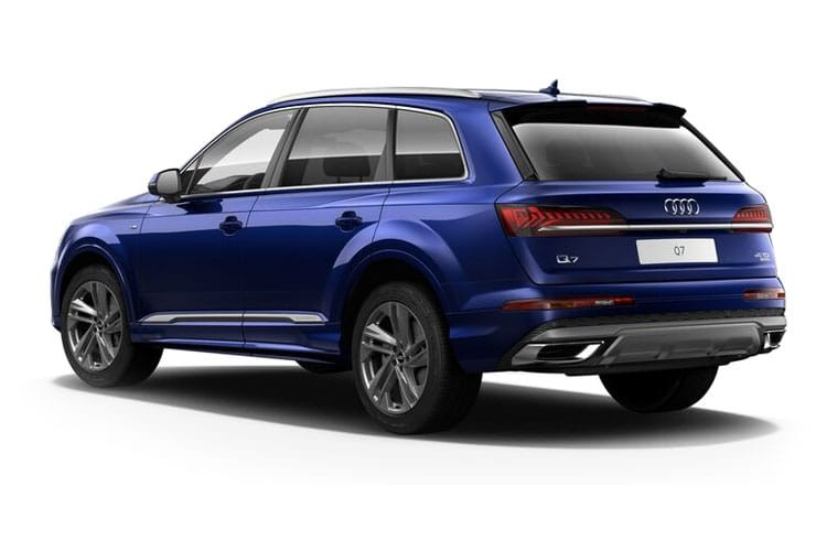 Audi Q7 SUV 5 Door 55 TFSI E Quattro S Line Comfort+Sound Pack Tiptronic