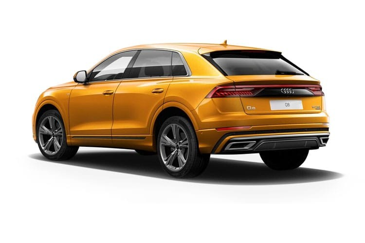 Audi Q8 SUV 5 Door 50 TDI Quattro mHEV S Line Leather Tiptronic