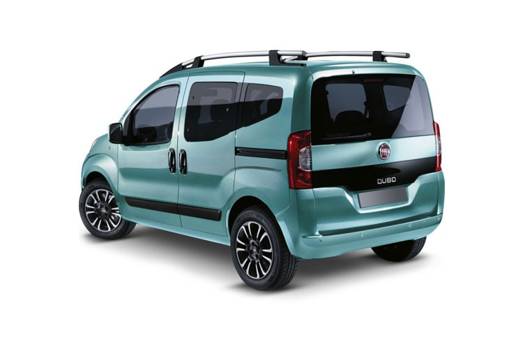 Fiat Qubo Estate 1.4 77hp Lounge