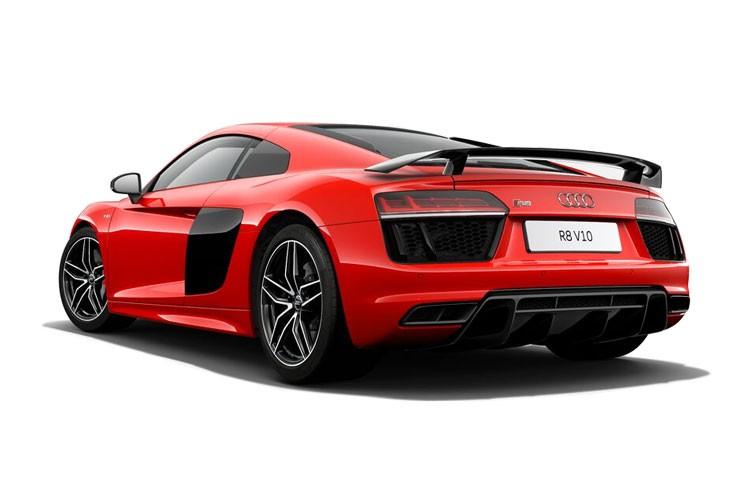 Audi R8 Coupe 5.2 FSI V10 620ps Performance Carbon Black Quattro S tronic
