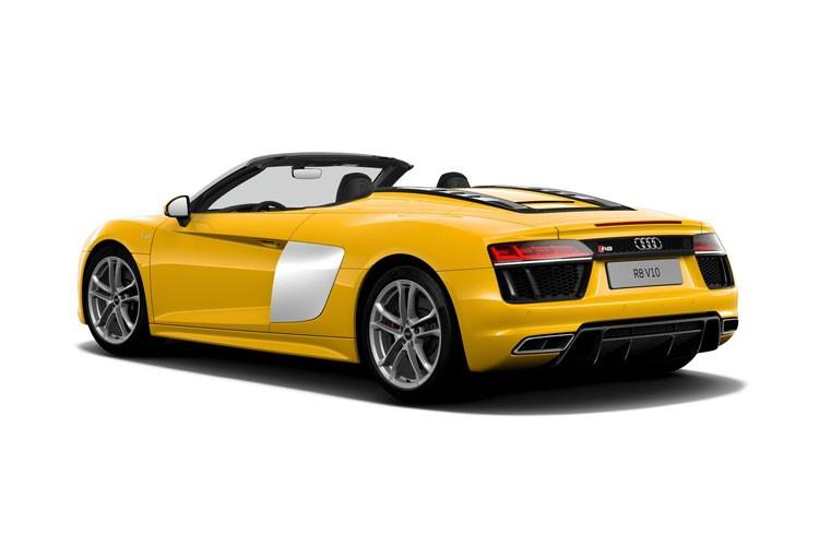 Audi R8 Spyder Convertible 5.2 FSI V10 Pmc/Qtr S tronic