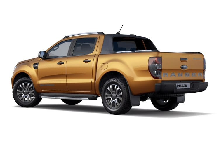 Ford Ranger Pick-Up Pick Up 2.0 Ecoblue Double Cab Wildtrak 4X4