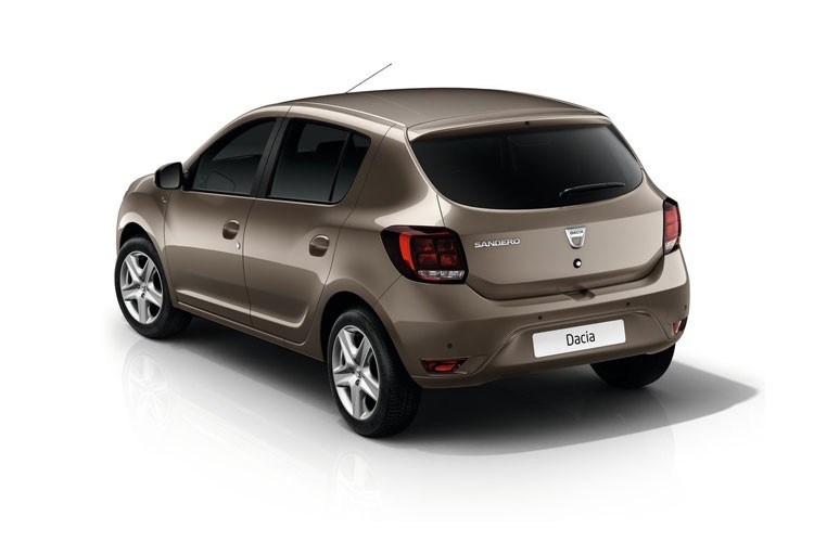 Dacia Sandero Hatchback 5 Door Hatch 1.5 dCi 90 Laureate