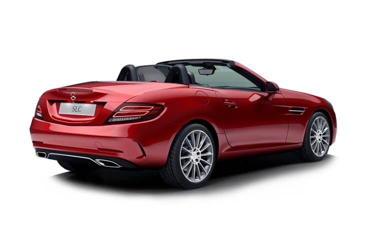 Mercedes SLC Roadster 43 3.0 390hp AMG Final Edition Premium Auto
