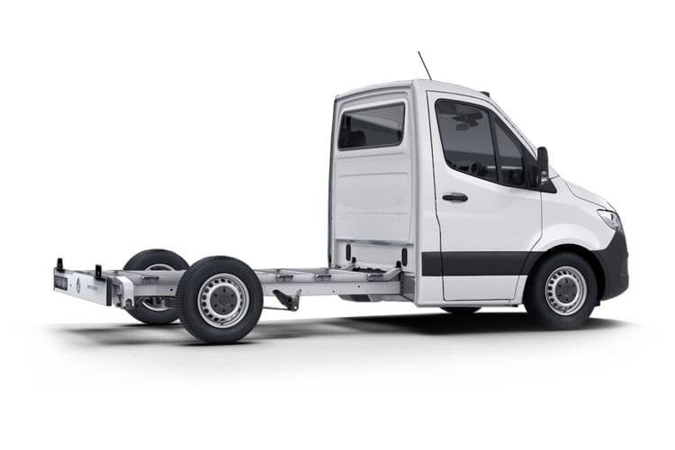 Mercedes Sprinter Van 211CDI Sprinter Chassis Cab 3.0t L1 FWD