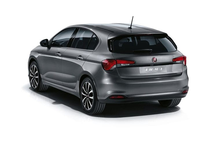 Fiat Tipo Hatchback 5 Door Hatch 1.4 120hp T-Jet Lounge