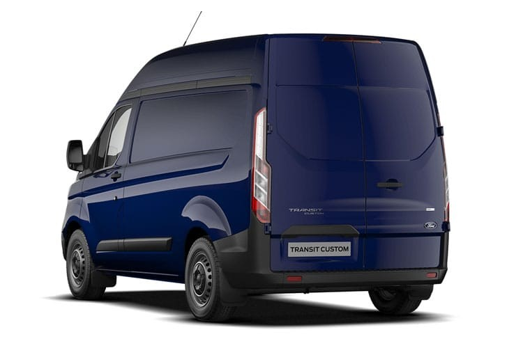 ford transit custom van 320l2 high roof 2 0tdci 170. Black Bedroom Furniture Sets. Home Design Ideas