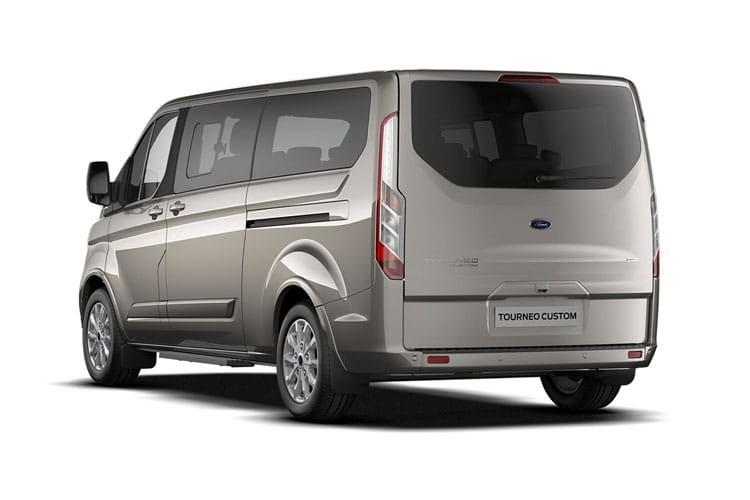 Ford Transit Custom Van Tourneo Custom 320L2 2.0 Ecb 105 Shuttle