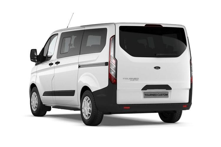 Ford Transit Custom Van Tourneo Custom 310L2 2.0TDCi 105ps Zetec