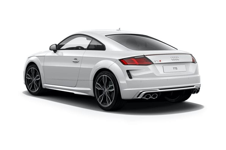 Audi TT Coupe S 306ps Quattro Black Edition S tronic