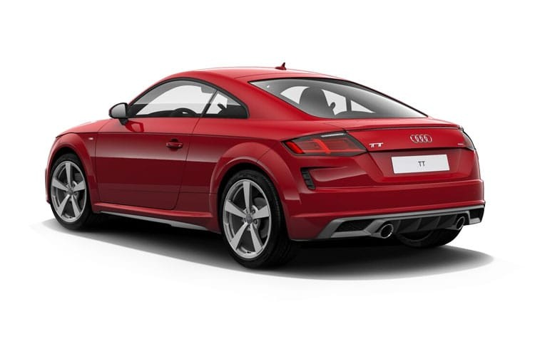 Audi TT Coupe 45 TFSI 245ps Black Edition S tronic