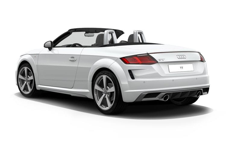 Audi TT Roadster 45 TFSI 245 Quattro Black Edition Tech Pack S tronic