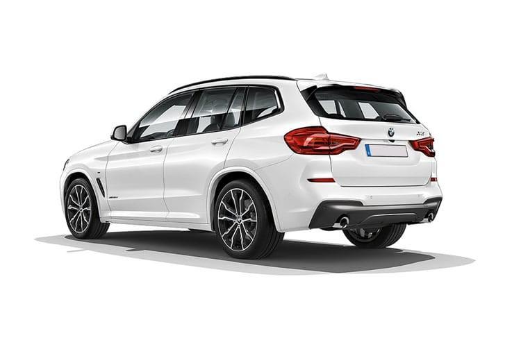 BMW X3 SUV 5 Door xDrive20i M Sport Tech/Plus Pack Auto