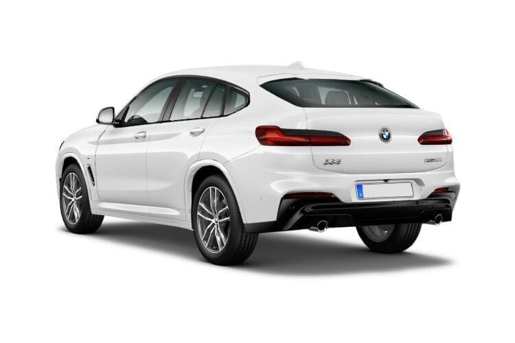 BMW X4 SUV 5 Door xDrv20d 48V Mht M Sport P/Pk Auto