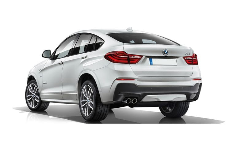 BMW X4 SUV 5 Door xDrive30d M Sport X Tch/Pls Pack Auto