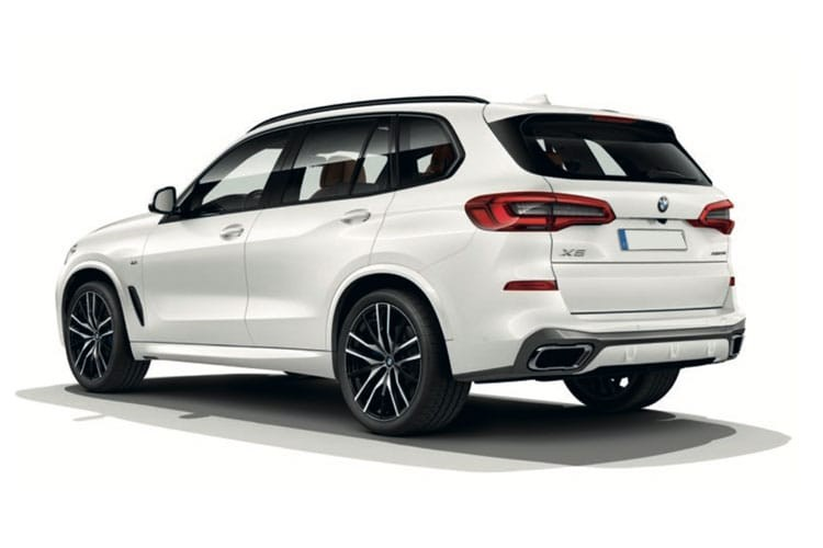 BMW X5 SUV 5 Door M50d 7Seat