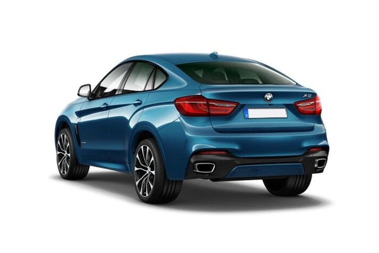 BMW X6 SUV 5 Door Estate 3.0 xDrive30d M Sport