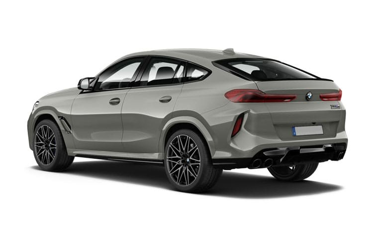 BMW X6M SUV X6 M 5 Door 4.4 xDrive V8 Competition Auto