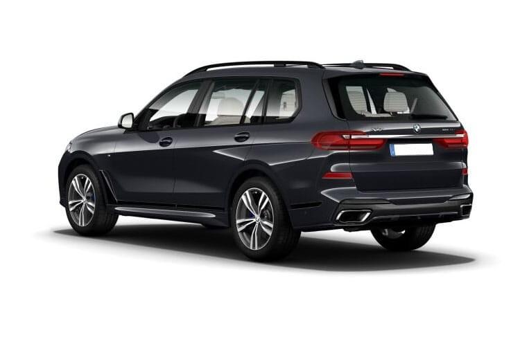 BMW X7 SUV 5 Door xDrive30d