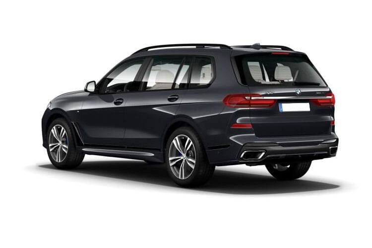 BMW X7 SUV 5 Door xDrive30d 6Seat