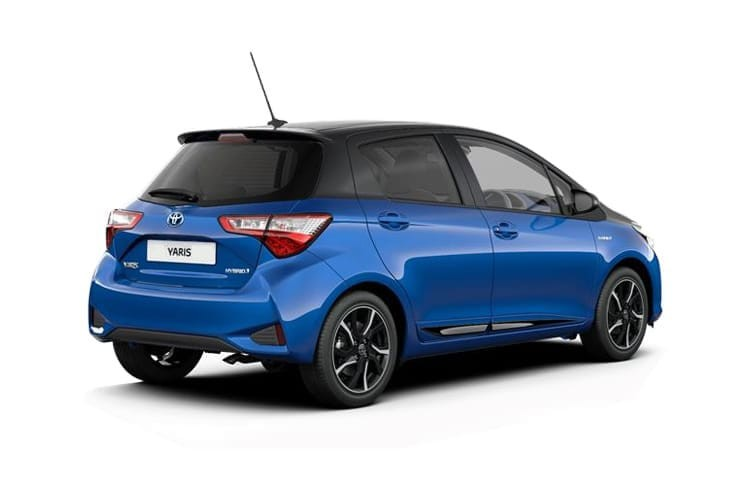 Toyota Yaris Hatchback 5 Door 1.5 VVT-i Y20 Bi-Tone