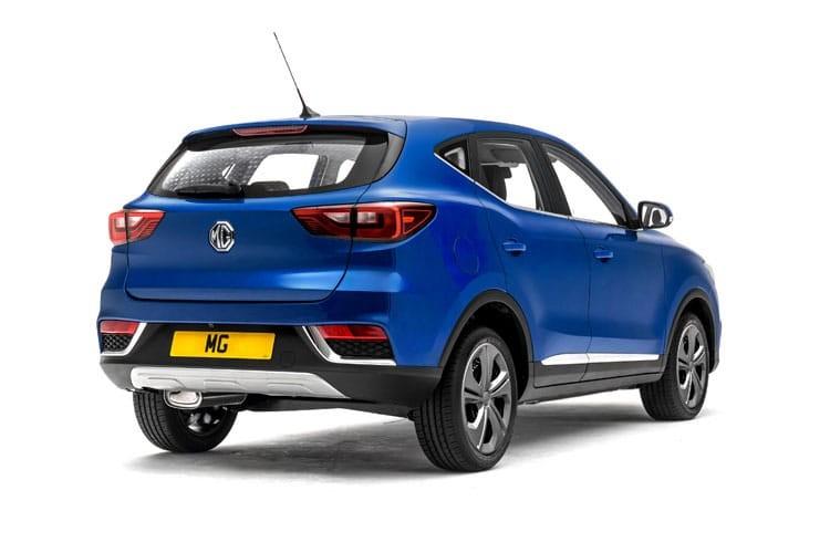 MG Motor UK ZS Hatchback 5 Door Hatch 1.5 VTi-TECH Excite