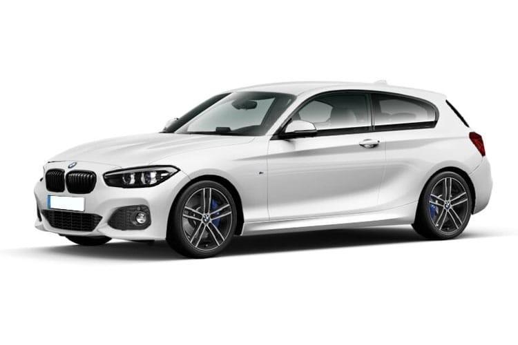 BMW 1 Series Sports Hatch 125d 3 Door Sporthatch 2.0 M Sport Shadow Edition Auto