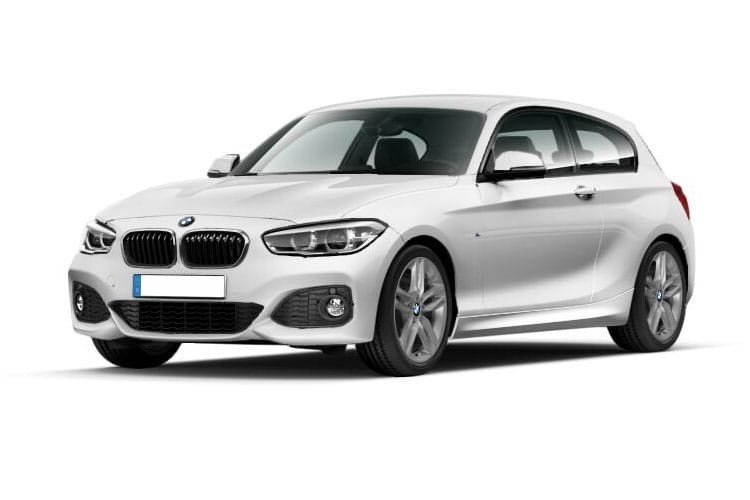 BMW 1 Series Sports Hatch 120d 3 Door Sporthatch 2.0 M Sport