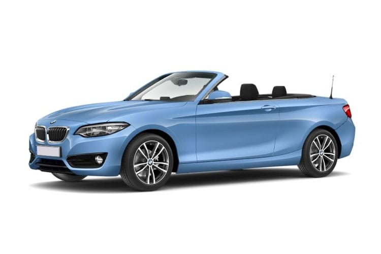BMW 2 Series Convertible 218i 2 Door 1.5 SE Auto