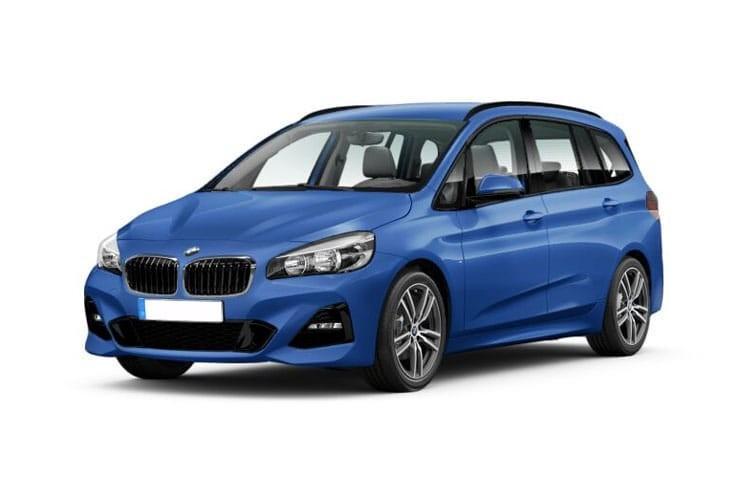 BMW 2 Series Gran Tourer 216d 5 Door 1.5 Luxury Auto