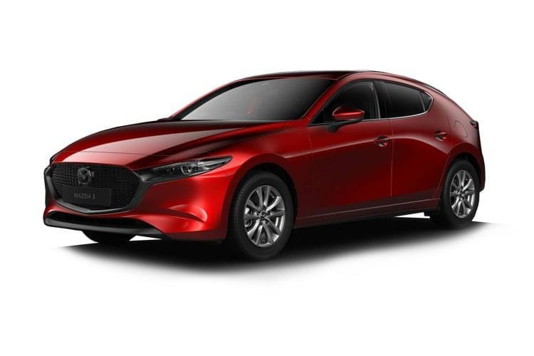 Mazda 3 Hatchback 5 Door Hatch 2.0 122ps SE-L Auto
