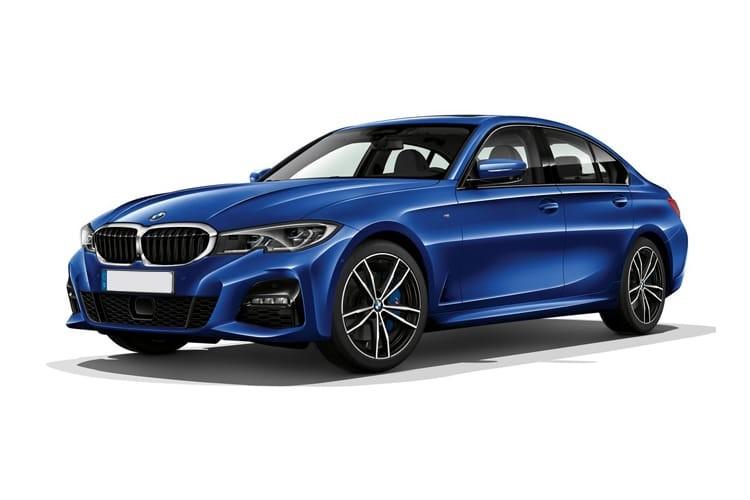 BMW 3 Series Saloon 320d 2.0 48V Mht M Sport Plus Pck Auto