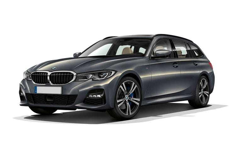BMW 3 Series Touring 330d 3.0 Mht xDv M/Sp Pro Edition Tech Auto