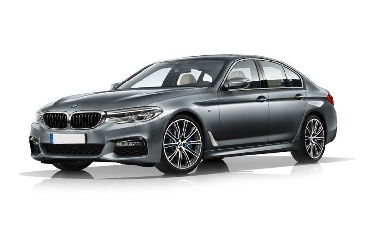 BMW 5 Series Saloon 520d Saloon 2.0 SE Efficientdynamics Auto