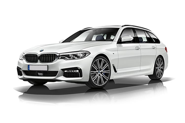 BMW 5 Series Touring 520i 2.0 Mht SE Auto