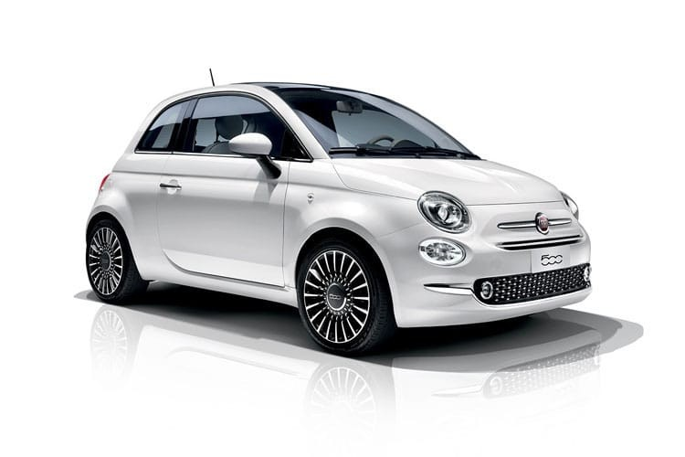 Fiat 500 Hatchback 3 Door Hatch 1.2 69HP 120TH