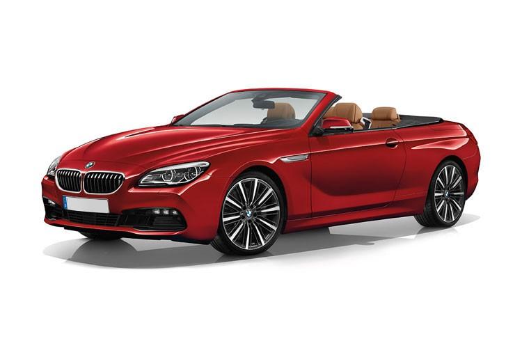 BMW 6 Series Convertible 640d 2 Door Convertible 3.0 SE Auto