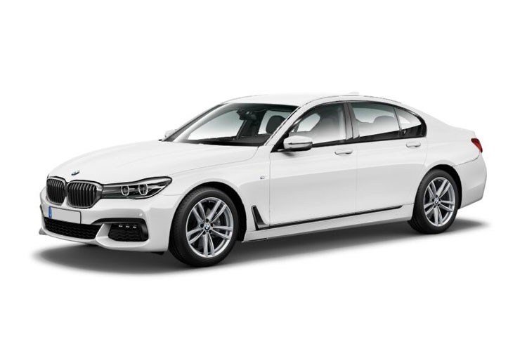 BMW 7 Series Saloon 740d 3.0 xDrive Exclusive        G11