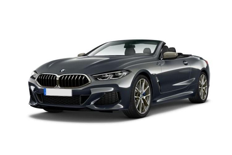 BMW 8 Series Convertible M850i 2 Door 4.4 xDrive Auto