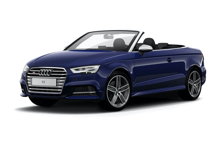 Audi A3 Cabriolet S3 2 Door 50 TFSI Quattro 300 Tech Pack S tronic