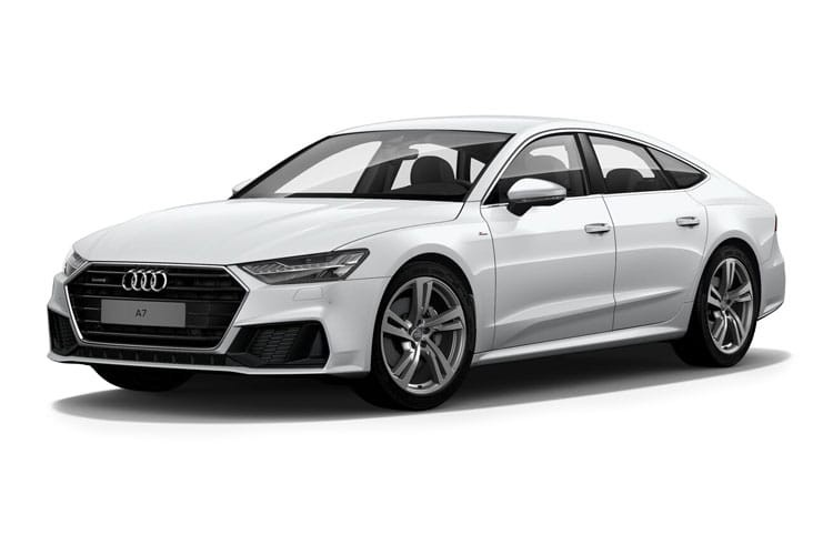 Audi A7 Sportback 40 TDI 204 Black Edition Comfort+Sound Pack S tronic