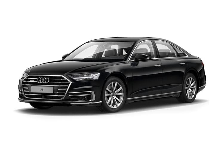 Audi A8 Saloon 4 Door 55 TFSI 340 Quattro Black Edition Comfort+Sound Pack Tiptronic