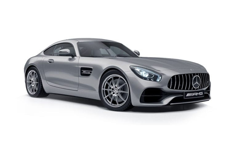 Mercedes AMG GT Coupe 2 Door 4.0 AMG 585hp GT R Auto