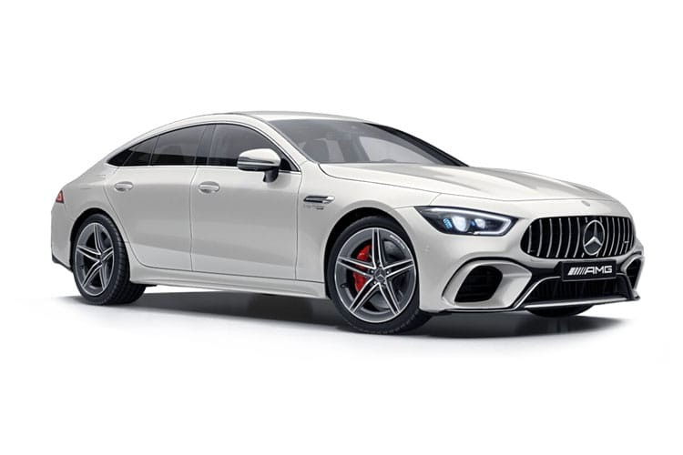Mercedes AMG GT Coupe 4 Door 4.0 AMG GT 63 Auto 4MATIC +