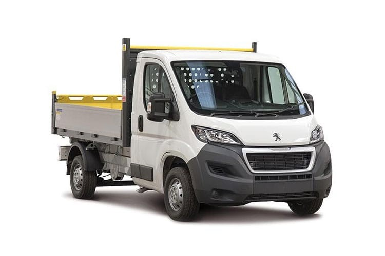 Peugeot Boxer Van 335 L2 Tipper 2.0 BlueHDi 160 Plus