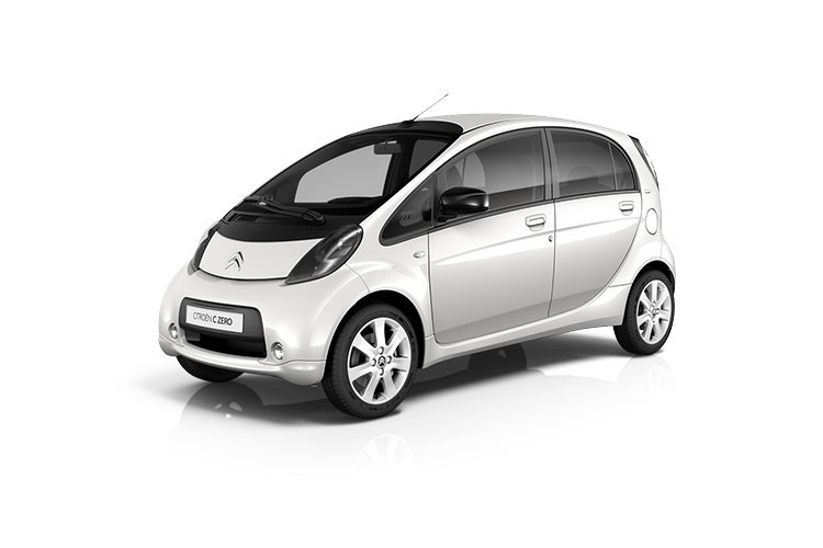 Citroen C-Zero Hatchback 5 Door Hatch 66hp Auto