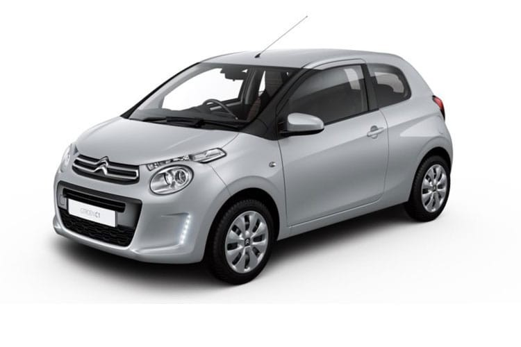 Citroen C1 Hatchback 3 Door 1.0 VTi 72 Touch