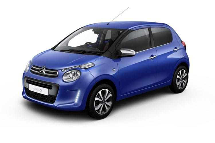 Citroen C1 Hatchback 5 Door 1.0 VTi 72 Feel